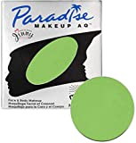 Mehron Makeup Paradise AQ Refill (.25 Ounce) (Light Green)