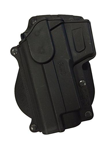 Fobus Standard Holster Left Hand Hand Paddle SG21LH Sig 220/225/226/228/229/245 Series / S&W 3913, 3913TSW, 3914, 3919, CS9, 4013, 5904, 5906, 6906 Std. Series, 910, 915, 908V/ CS45 / Witness Series P/ PS/ PC/ P Combo