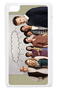 Community TV Show Community Poster Premium Hard Case Skin Cover for iPod Touch 4th Generation