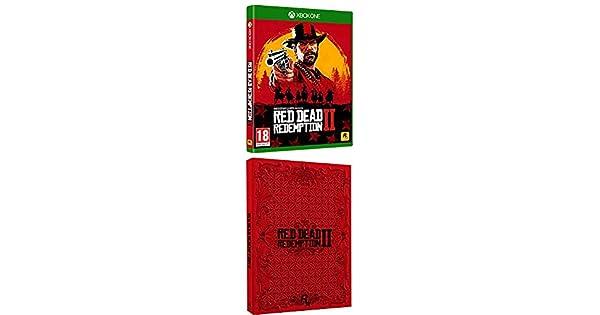 Red Dead Redemption 2 (Xbox One) + Steelbook: Amazon.es: Videojuegos