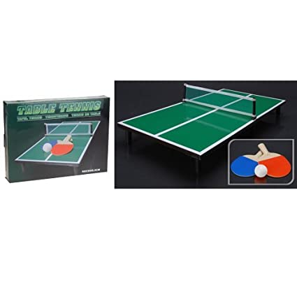 Amazon.com BBTradesales Tabletop Table Tennis Set by BBTradesales .  sc 1 st  bitsur.com & Astounding Tabletop Table Tennis Set Contemporary - Best Image ...