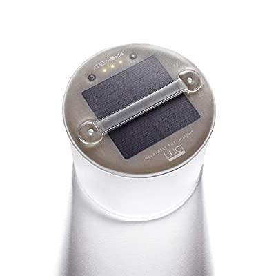 MPOWERD Luci Lux - Inflatable Solar Light, Matte Finish