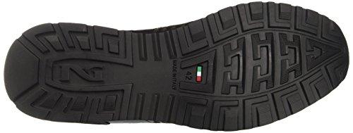 Nero Giardini A705340u, Sneaker Basse Uomo Nero (Caracas Nero)