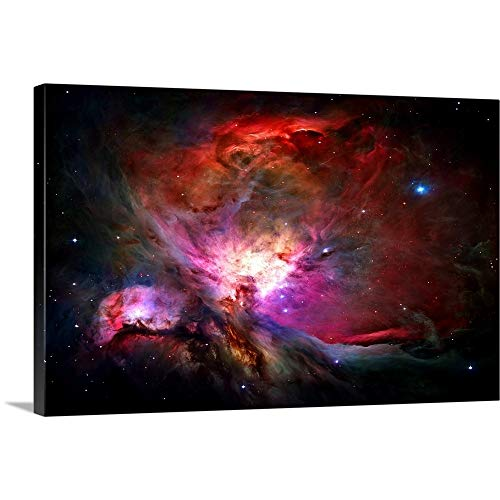 Michael Tompsett Premium Thick-Wrap Canvas Wall Art Print Entitled Orion Nebula 48