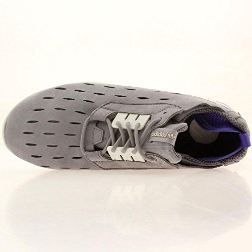Adidas Mannen Zx8000 Blauw Boost Grijs / Ltonix / Owhite
