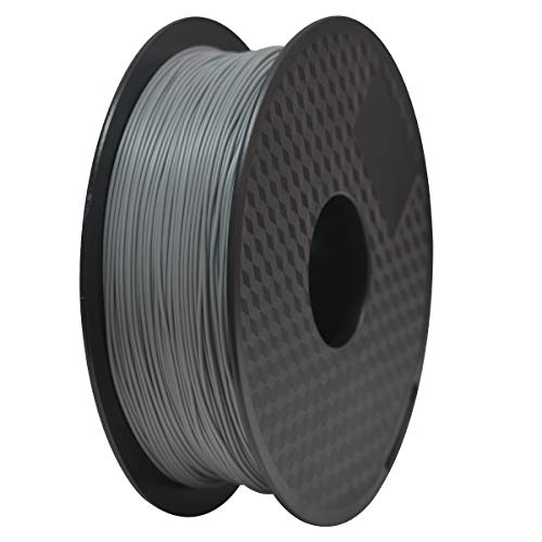 PLA Filament 1.75mm, Geeetech 3D Printer PLA Filament,1.75mm,1kg per Spool,Grey