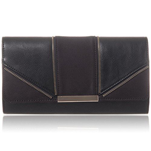 New Clutch Leather Women Vintage Ladies Evening Designer London Black Faux Party Uk Xardi Bags Prom w5qafXx
