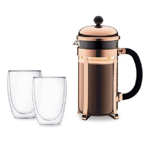 Bodum Chambord French Press Set by Bodum