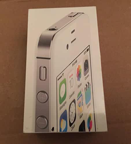 Apple iPhone 4S 8GB 3G Smartphone White - Sprint