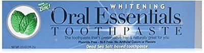 Oral Essentials Teeth Whiteing Toothpaste