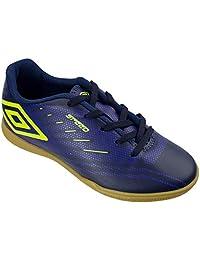 36fbe4f464 Chuteira Infantil Menino Futsal Umbro Speed IV JR 0f82053