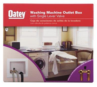 Oatey Single Lever Brass Ball Valve Copper Sweat – Displa...