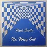 Paul Leslie - No Way Out - Mediadisc - MD 2009