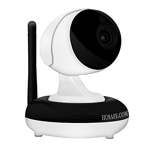 HOSAFE Wireless IP Camera 960P, PTZ (Pan/Tilt/3x Optical Zoom), Two Way Speak, 50ft Night Vision, Motion Detection Alert, Support SD Card Recording (Card not Included) For Sale