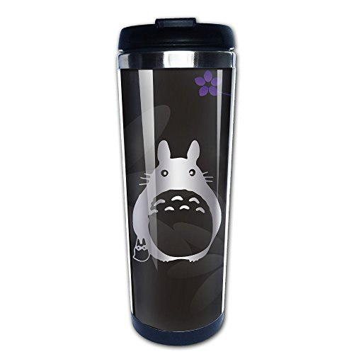 Stainless Totoro Platinum Tumbler Coffee product image
