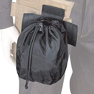 product image for Atlas 46 AIMS Stowaway Utility Pouch, Black | Hand Crafted in The USA