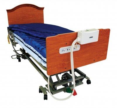 Altadyne Alternating Pressure and Low Air Loss Mattress, 350 lb. Weight Capacity Part No. 750000 Qty 1