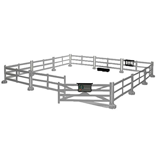 Bruder Pasture Fence White