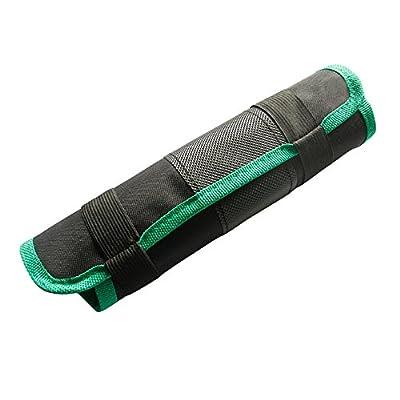 Haotfire Bicycle Home Repair Bag Outdoor Seat Saddle Bag Multi Function Tool Kit Case Bag