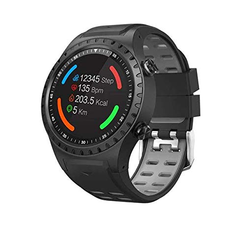 Amazon.com: LEMFO M1 Smart Watch Support Bluetooth Dail Call ...
