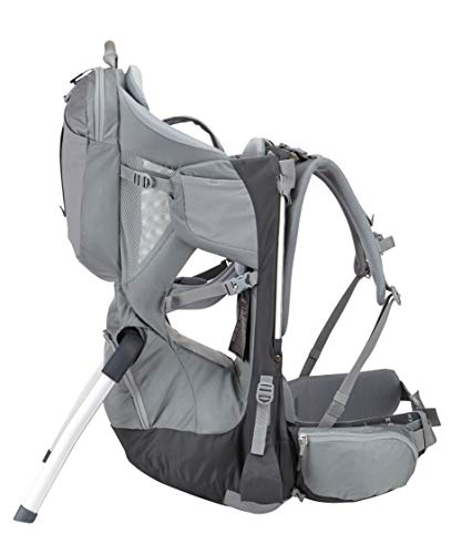 Thule Sapling Child Carrier, Dark Shadow and Slate, One Size