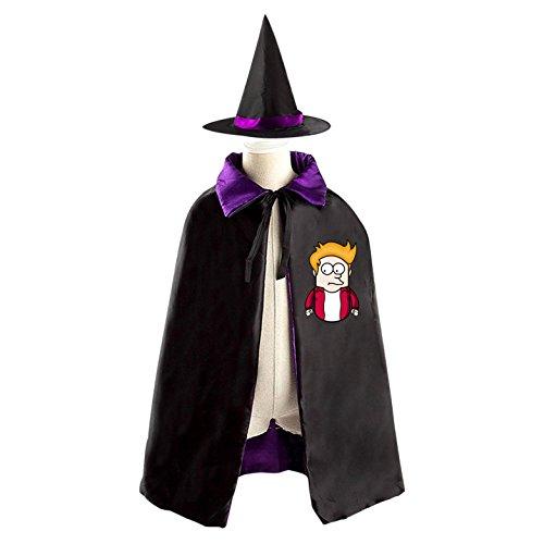 Futurama Kid Halloween Cloak Vampire