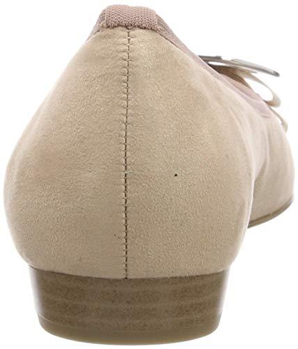 2253320 76 puder Ballerines Pisa Femme Jenny 51Hq06x