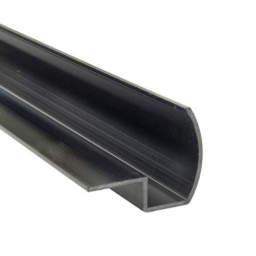 Concrete Countertop Half Bullnose Edge Forms - Z