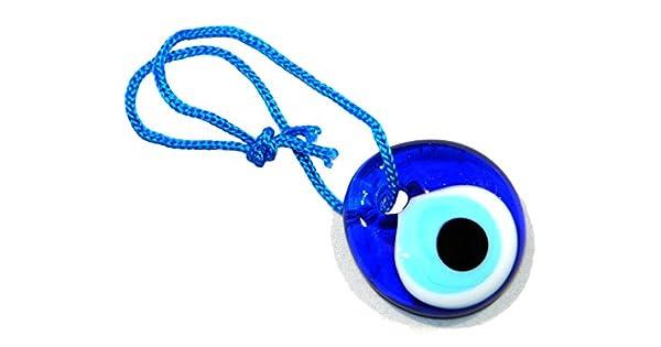Amazon.com: 3 cm Lucky mal de ojo Nazar Boncuk Turco Griego ...