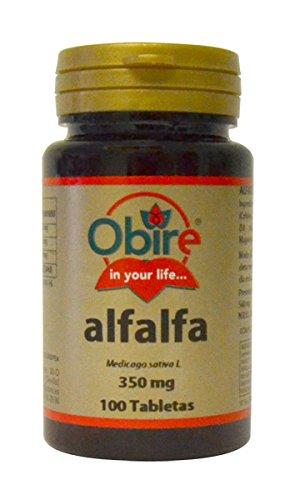 ALFALFA 350 mg 100 comprimidos
