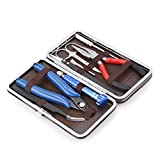 Best Coil Jigs - Coil Building Tool Kit Home DIY Tool Set Review