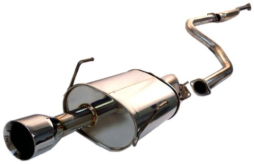 Tanabe T70017 Medalion Touring Cat-Back Exhaust System for Honda Civic Coupe/Sedan EX/SI Coupe 1996-2000