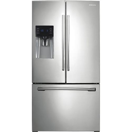Samsung RF263BEAESR Stainless French Refrigerator product image
