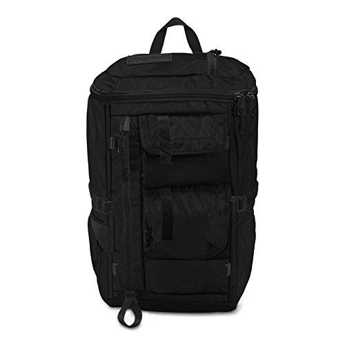JanSport Watchtower Laptop Backpack - Black Ballistic Nylon