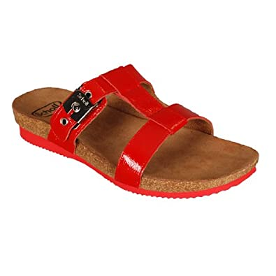 Chaussures sabots Sacs Femme Mules锛 Scholl Et Rouge 67TIwq