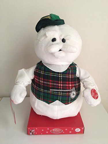 (Rudolph The Red-Nosed Reindeer Sam The Snowman Musical Dancing Plush)