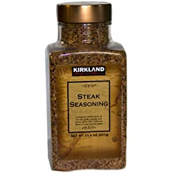 Kirkland Signature Steak Seasoning 21.4 oz.