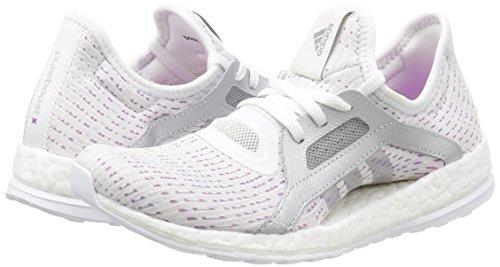 Plamet Ftwbla Shoes Pureboost White adidas Pursho Women''s Running X wWn07nPOqY