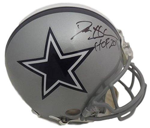 Signed Deion Sanders Helmet - Fs Proline Hof 19384 - JSA Certified - Autographed NFL Helmets