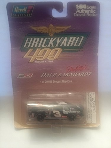 Dale Earnhardt revell Brickyard 400 august 1 1998 Chevrolet monte carlo