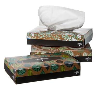 Pack of 72 Medline NON243276 Standard Facial Tissues