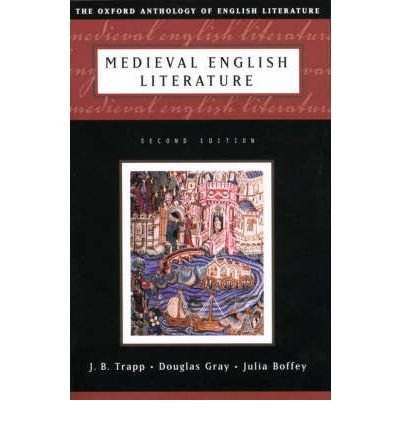 [(Medieval English Literature)] [Author: J. B. Trapp] published on (February, 2002)
