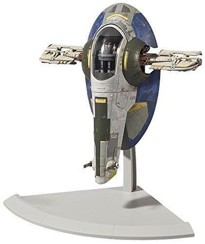 Bandai Hobby Slave I (Jango Fett Ver.) Star Wars, Bandai Star Wars 1/144 Plastic Model Hobby Space Ship
