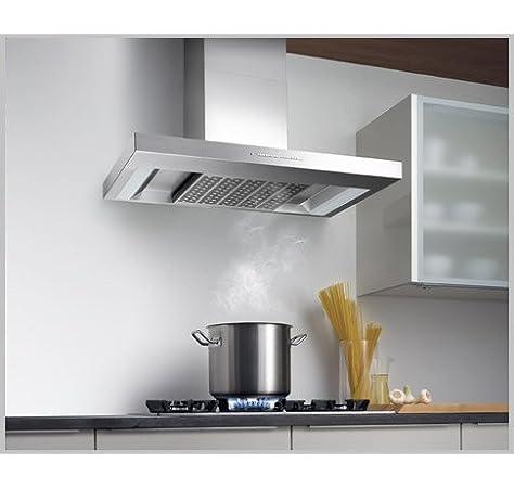 Gutmann Exklusiv pared Campana Alma con internem Motor 900 mm de ancho: Amazon.es: Grandes electrodomésticos