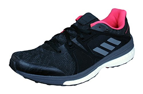 adidas Supernova Sequence 9 Women's Running Shoes - 7 - Black (Sequence Adidas Supernova Shoe Running)