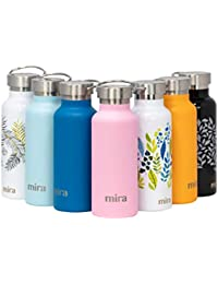 MIRA Alpine Stainless Steel Vacuum Insulated Water Bottle...
