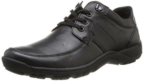 Josef Seibel - Nolan 13, Sneakers da uomo, nero (schwarz), 46