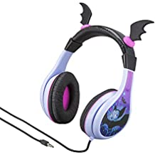 Vampirina Headphones Kids Built in Volume Limiting Feature Kid Friendly Safe Listening Halloween
