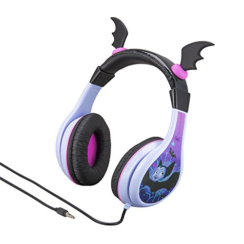 Vampirina Headphones for Kids with Built in Volume Limiting Feature for Kid Friendly Safe Listening for -