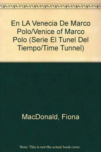Venecia marco polo Serie El Tunel Del Tiempo/Time Tunnel: Amazon ...